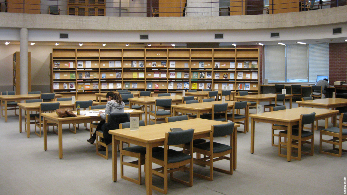 Earth Science Library