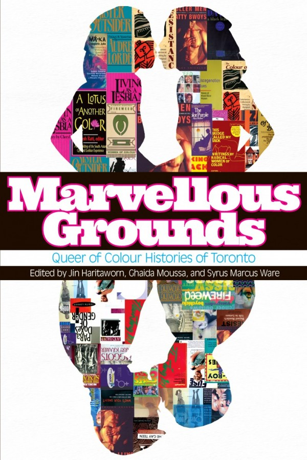 Cover of the book titled Marvellous Grounds
