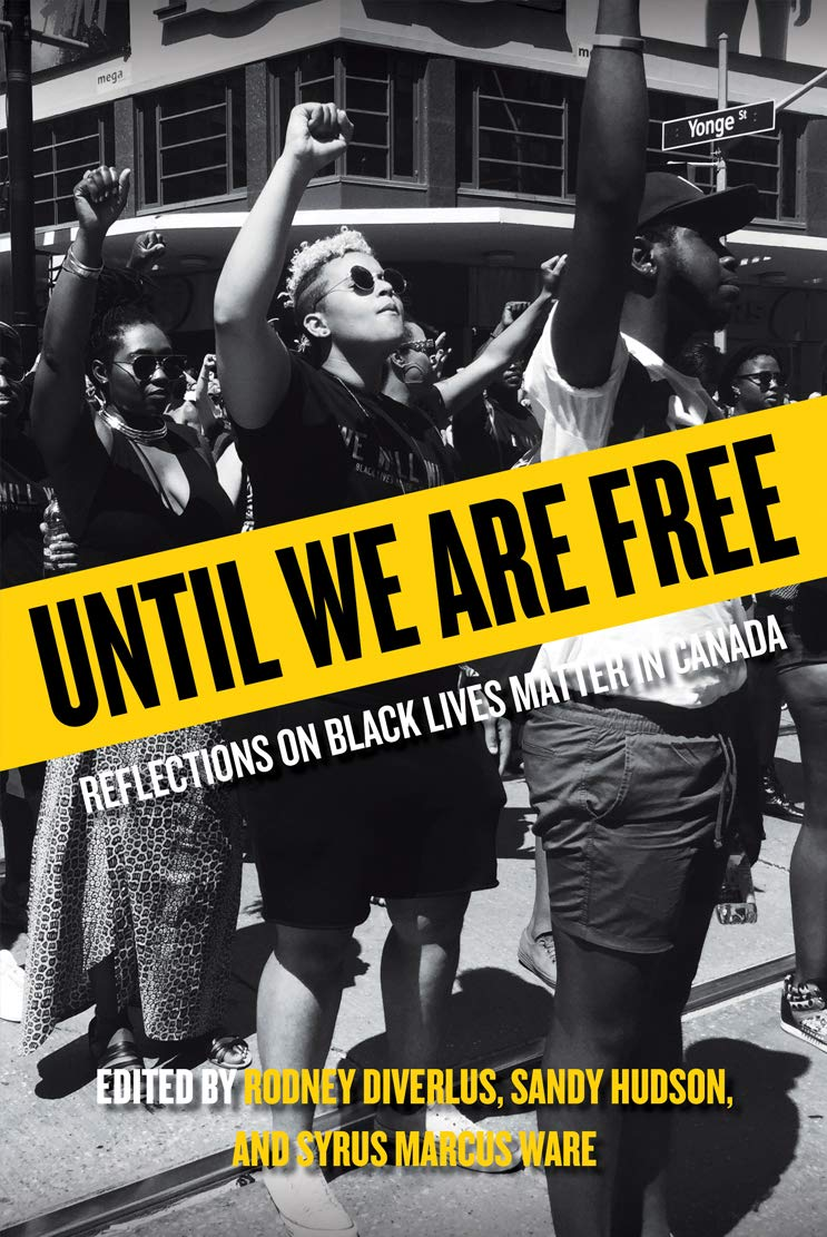 Cover of the book titled Until We Are Free